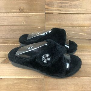 Vionic 641 Relax Lux Round Toe Synthetic Slipper 6